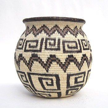 Embera Basket from Panama
